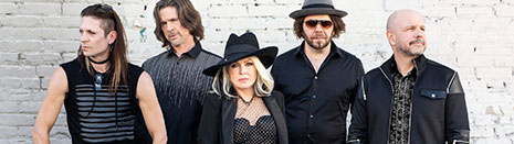 Berlin is Terri Nunn, Chris Olivas, Carlton Bost & Dave Schulz
